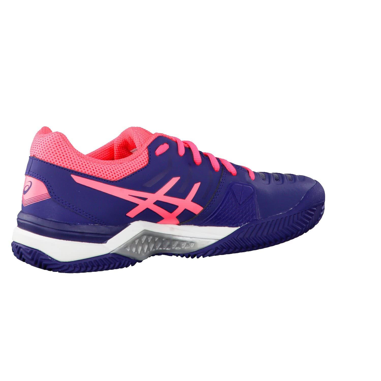 ASICS Damen Gel-Challenger 11 Clay Tennisschuhe Scuro Blau Blau Blau Rosa B01MXQPWYU Tennisschuhe Neuer Stil b4e13b