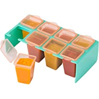 Clevamama ClevaPortions Baby Food Freezer and Storage Pots