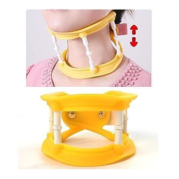 Amazon com: Neck Traction Cervical Collar Spinal
