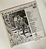 Yo Se Que Te Acordaras Vol. 2 [LP VINYL]