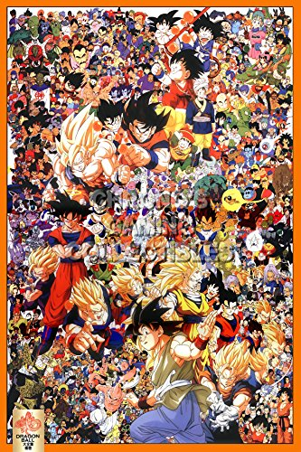 CGC Huge Poster - Dragon Ball Z - DBZ020