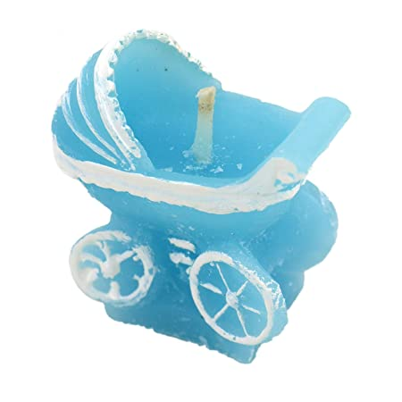 WSSROGY - 2 Velas para Cochecito de bebé, decoración de ...