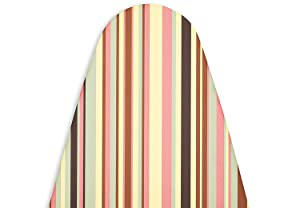 """Encasa Homes Ironing Board Cover 'Luxury Line' with Extra Thick PAD (Fits Board 18""""x49"""")"""