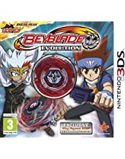 Beyblade Evolution Collector's Edition Game 3DS