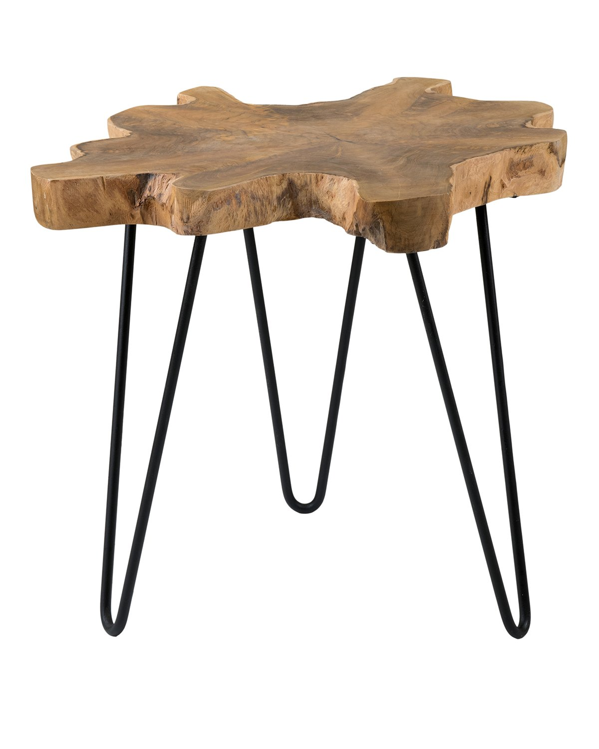 East at Main VV-OR-NL301 Louvin Table Brown