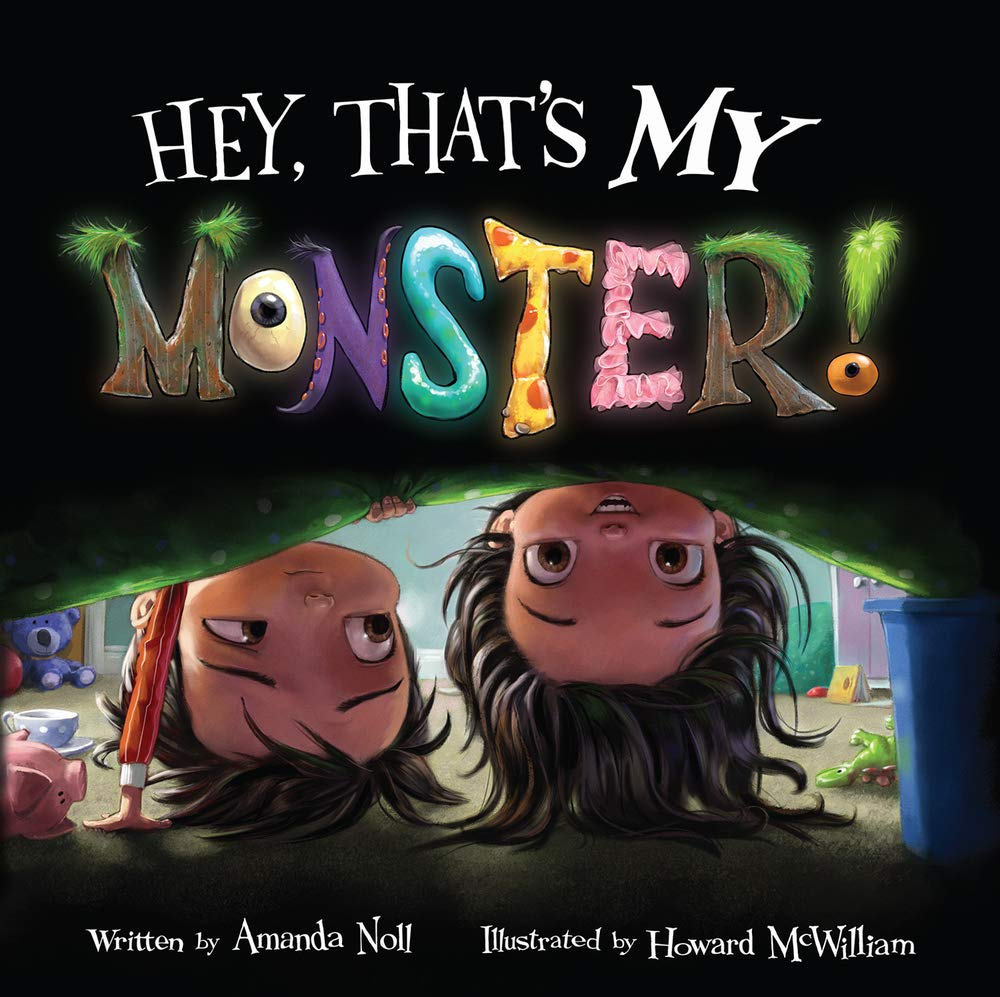 Hey, That's MY Monster! (I Need My Monster): Amazon.co.uk: Amanda ...