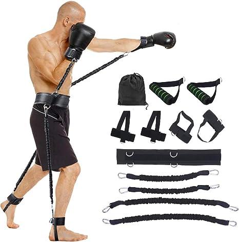 Everlast Shadow Boxer Boxing MMA Gym Personal training Kickboxing Taekwondo