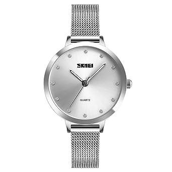 Reloj de pulsera de cuarzo elegante para mujer 08f213756819
