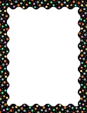 Amazon Price History for:Creative Teaching Press Dots on Black Computer Paper (1437)
