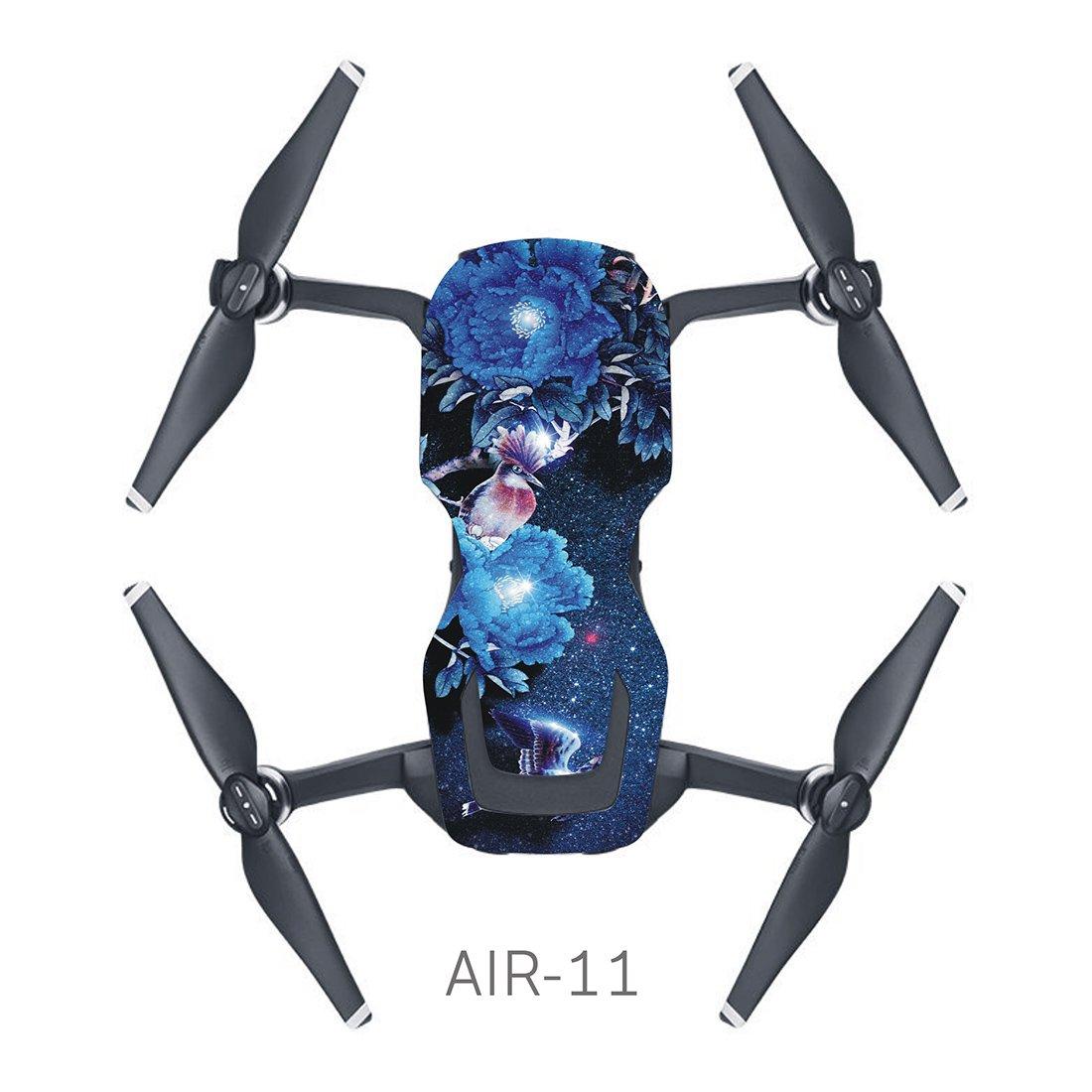 Lokauf Recyceln Pvc Sticker Drone Aufkleber Zubehör Für Dji