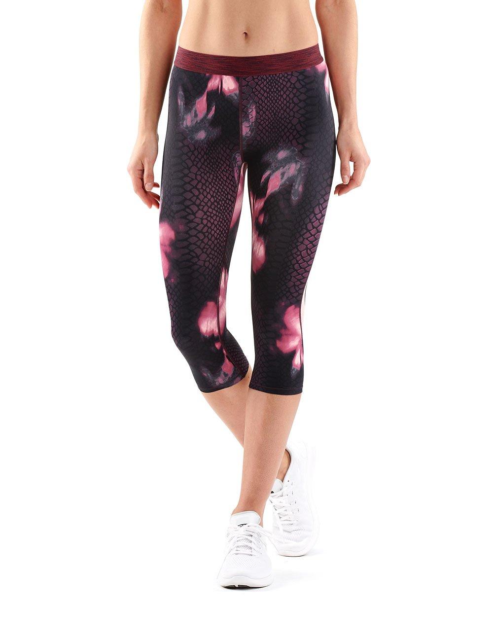 SKINS dnamic 3//4/Pantalon Femme