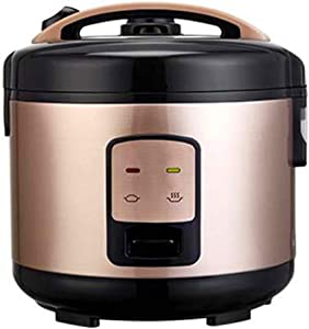 AMMZON Rice Cooker and Steamer, 3 Litre Electric Pressure/Multi Cooker, Rice Cooking Functions, Multicooker Functions, 220-240V Power Stewing, Cooking, 1.5Kpa Micro Pressure Rice Cooking Machine