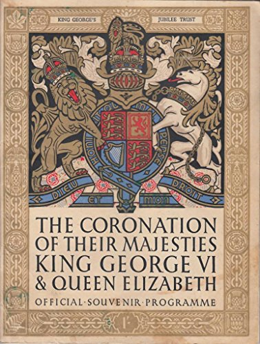 The Coronation of Their Majesties King George VI and Queen ()