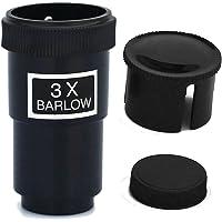 Gosky 1. 63,5cm 3x lentille de Barlow pour Newton-systèmes oculaire/objectifs