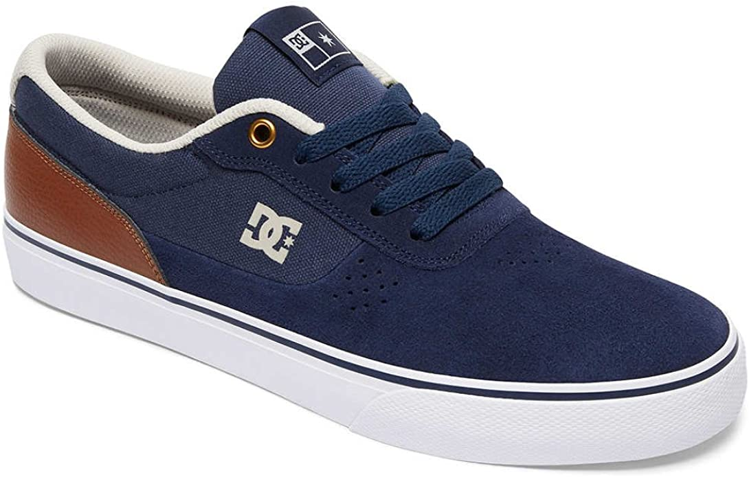 DC Shoes Switch S Sneakers Herren Marineblau/Braun