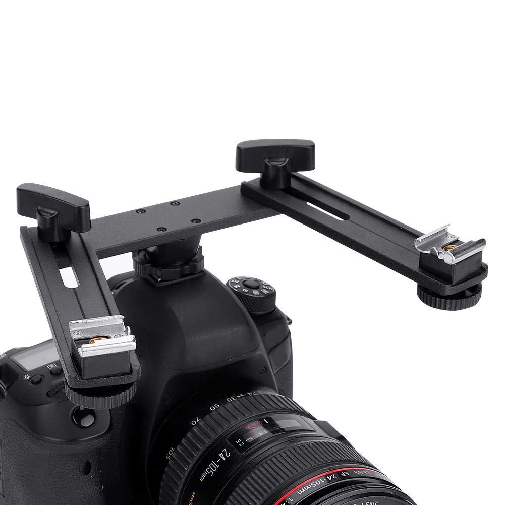 Neufday Plastic Photography B-Type Bracket Flash Bracket