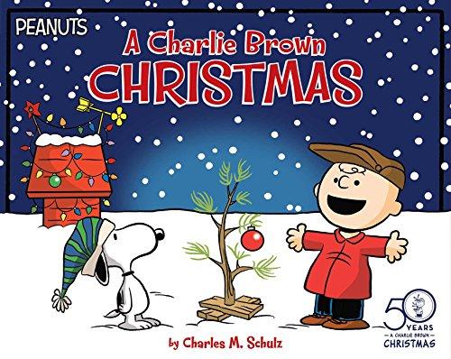 A Charlie Brown Christmas (Tree Brown Charlie Characters Christmas)