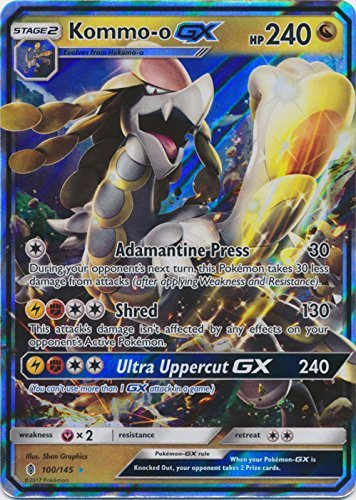 Kommo-o-GX - 100/145 - Ultra Rare