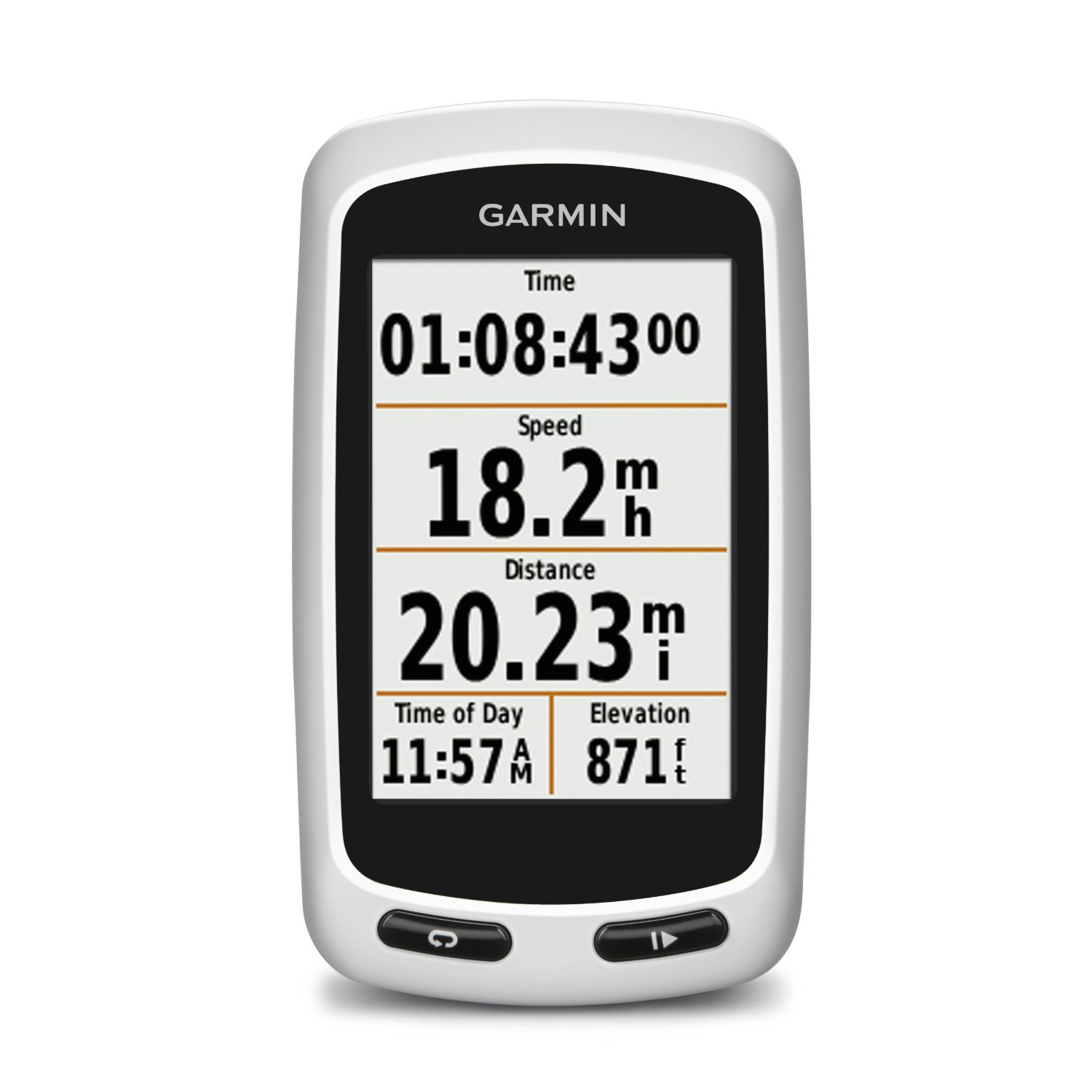 Garmin Edge Touring Navigator-(Certified Refurbished)