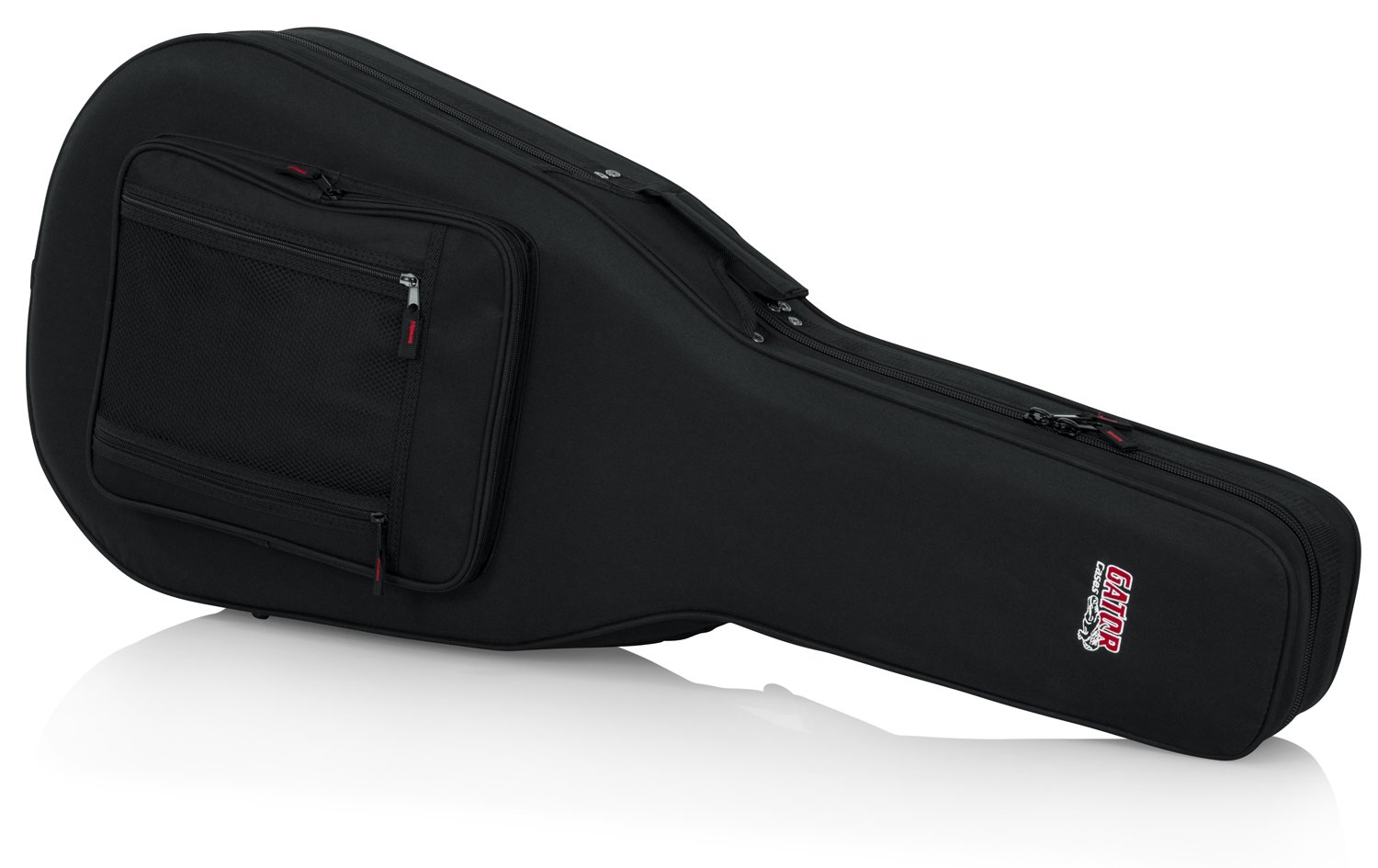 Gator Cases Lightweight Polyfoam Guitar Case For Classical Style Acoustic Guitars; (GL-CLASSIC) by Gator