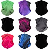 Toes Home Outdoor Magic Headbands Bandana Scarf Neck Gaiter Hairwraps Face Mask UV Resistence Seamless Headwear 9PCS