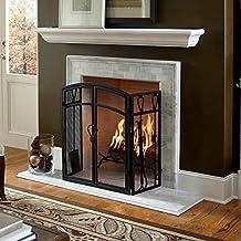 "Colton 60"" White Fireplace Mantel Shelf"