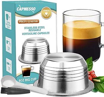 CAPMESSO EVN135 Nespresso Refillable Capsule