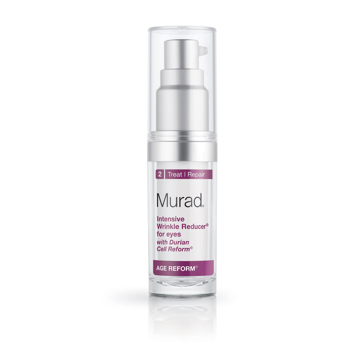 Murad Intensive Wrinkle Reducer for Eyes with Durian Cell Refom, 0.5 Fluid Ounce
