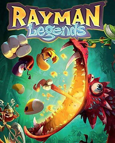 Ubisoft Rayman legends, PC - Juego (PC, PC, Plataforma, Ubisoft ...