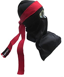 Amazon.com: SHIHAN Shinobi Ninja Ultimate Warrior máscara ...
