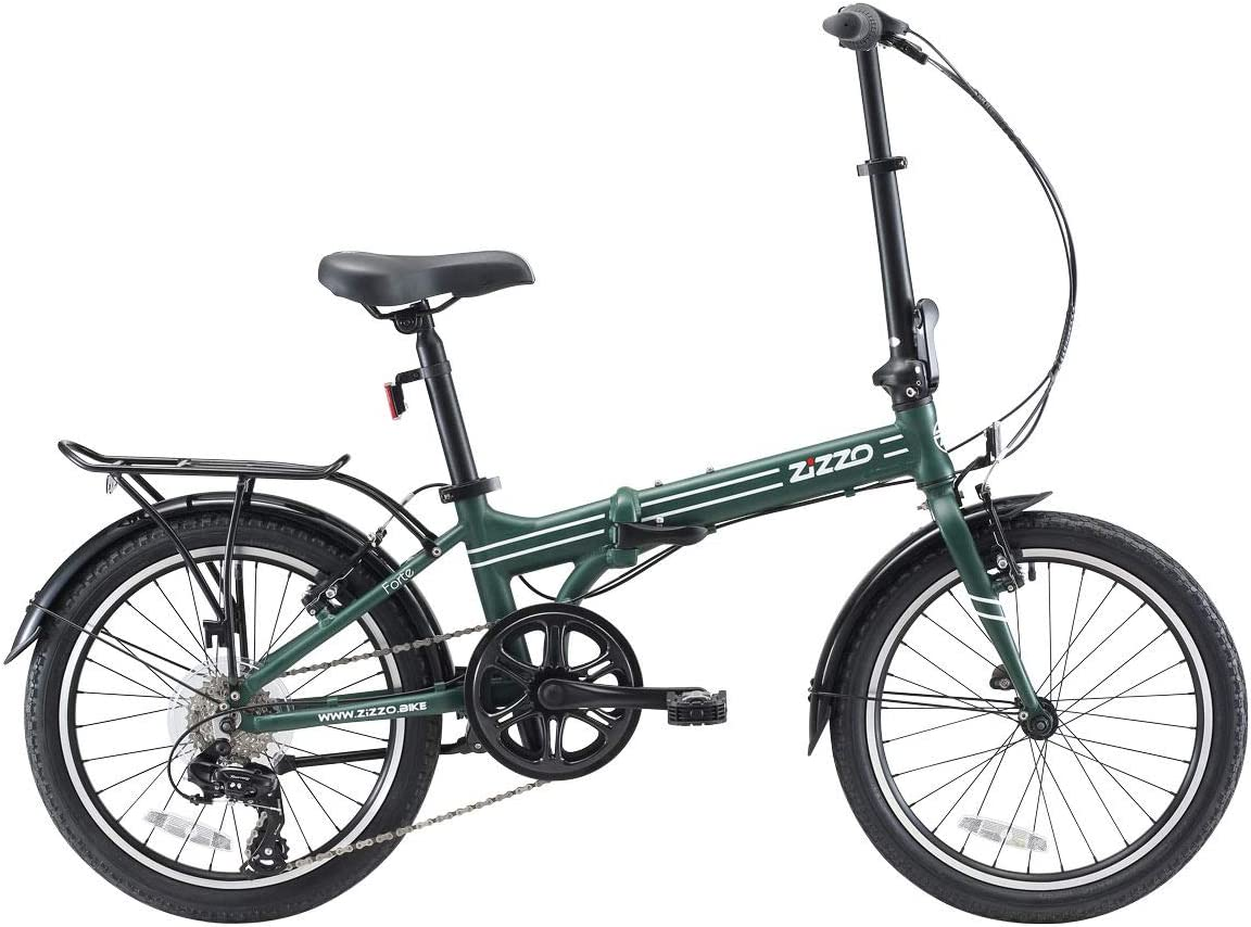 EuroMini Zizzo Heavy Duty Folding Bike