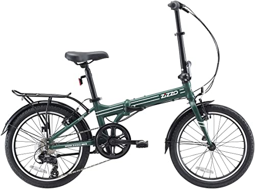 Euro Mini ZiZZO Folding Bike