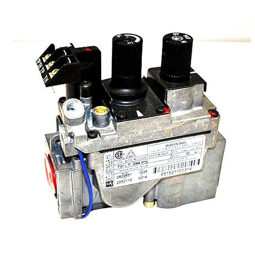 Fireplace Valve Gas Nova SIT 820.618 Natural Gas Stove Valve NAT FCP0820618 by Fireplace Classic Parts