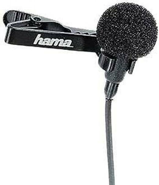 """35 opinioni per HAMA Microfono mono a clip """"LM-09"""", jack"""