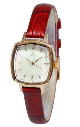 05fa5a3e82 Amazon   ランチェッティ LANCETTI クオーツ レディース 腕時計 LT-6208R ...
