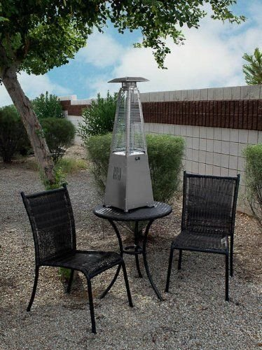 NEW AZ Patio Heaters HLDS032 GTTSS Portable Stainless Steel Glass Tube Heater supplier_id_shall78 it#73111600277165