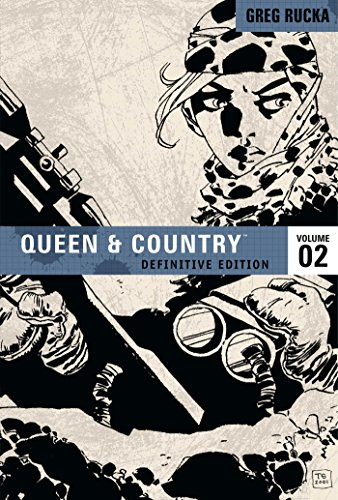 Queen & Country: The Definitive Edition, Vol. 2