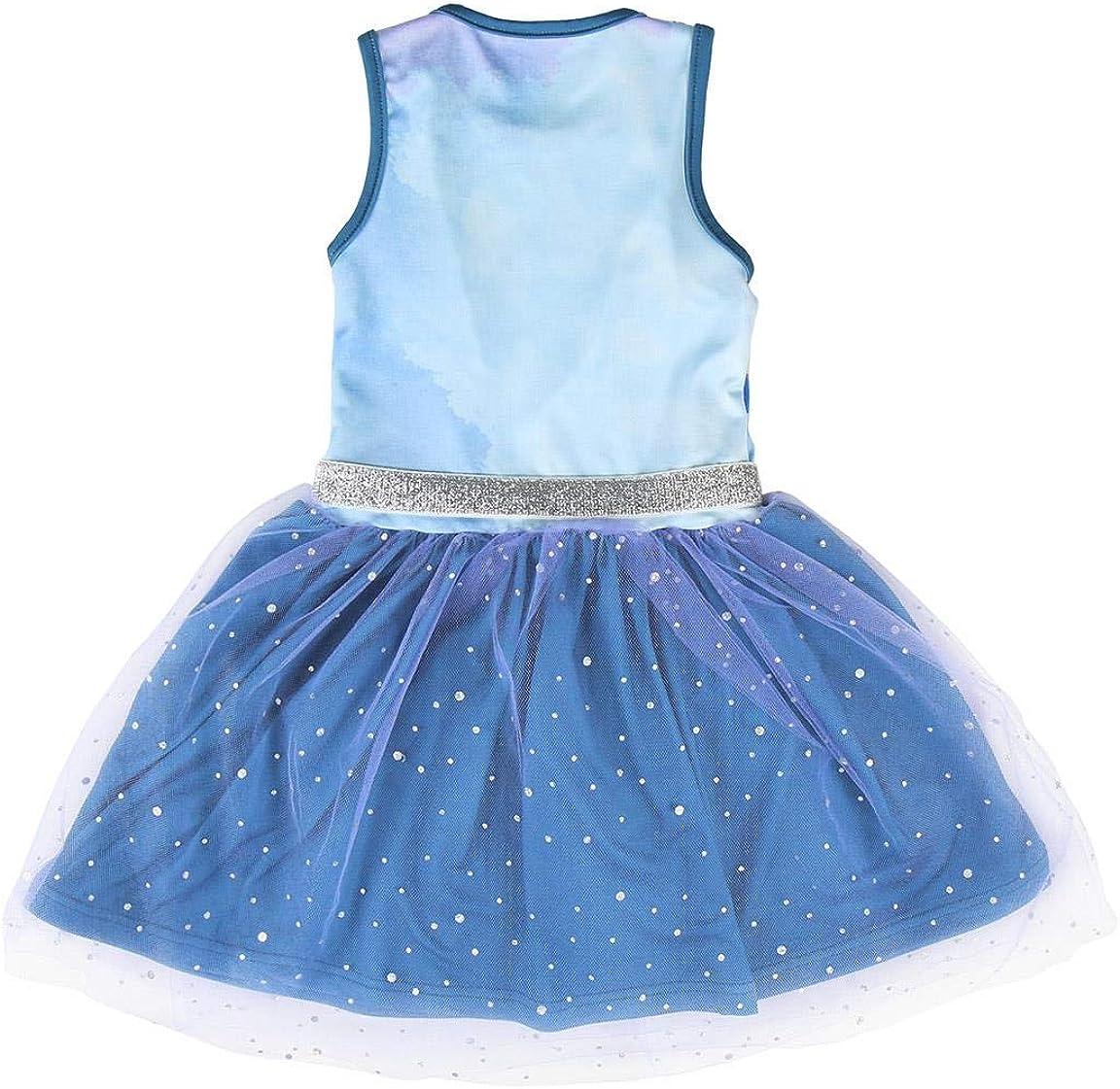 Disney Frozen 2 Vestido para Niñas, Falda Tul Tutú Ballet ...