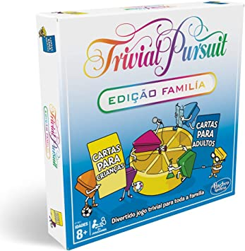 Hasbro Gaming- Trivial Pursuit (E1921190): Amazon.es: Juguetes y ...