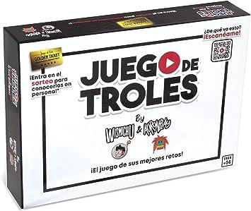 Imc Toys Juego De Troles 93546 Amazon Es Juguetes Y Juegos