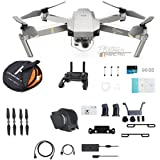 DJI Mavic Pro Platinum Collapsible Quadcopter Drone Bundle with Landing Combo Kit