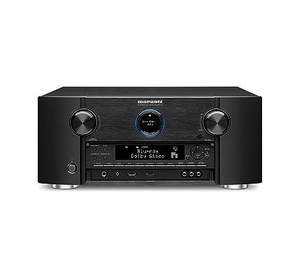 Marantz Audio Video Receiver Audio & Video Component Receiver Black  (SR7012), Compatible with Alexa (Renewed)
