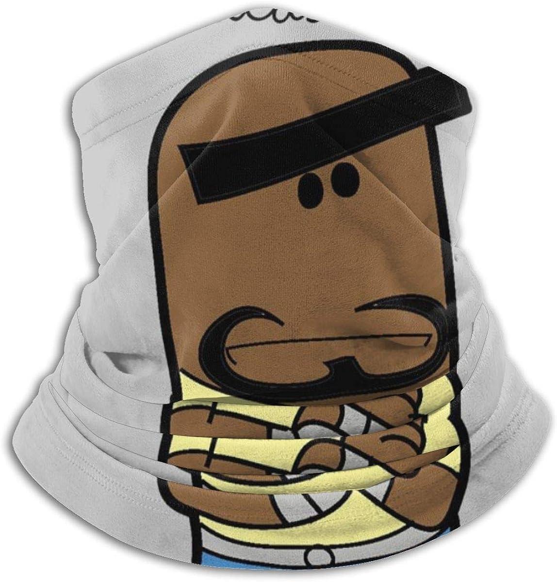 hisuyibaihuo Mr Cage by Lucas Cage Hero for Alquiler Face Bandanas para polvo, al aire libre, festivales, deportes