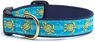 """product image for Up Country Sea Turtle Dog Collar 5/8"""" X Small"""