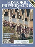 img - for Historic Preservation, v. 40, no. 4, July / August 1988 book / textbook / text book