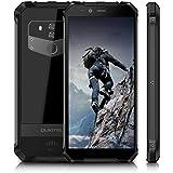 "OUKITEL WP1-2019 Rugged Smartphone 4G(4GB + 64GB), Cellulare Resistenti Dispaly 5,5"" HD+ 18: 9, Impermeabile IP68/Antipolvere/Antiurto con Android 8.0 Batteria 5000mAh Dual Sim Ricarica Wireless"