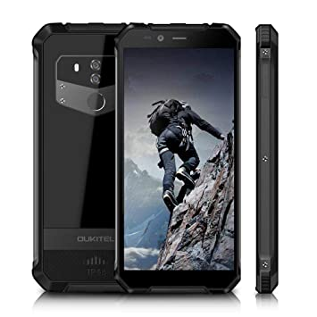 Robustes Handy 4g Oukitel Wp1 2019 Outdoor Smartphone Amazonde
