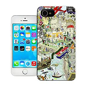 Buythecases Exquisite art pattern Its a man's world for durable phone cases for iphone 4s