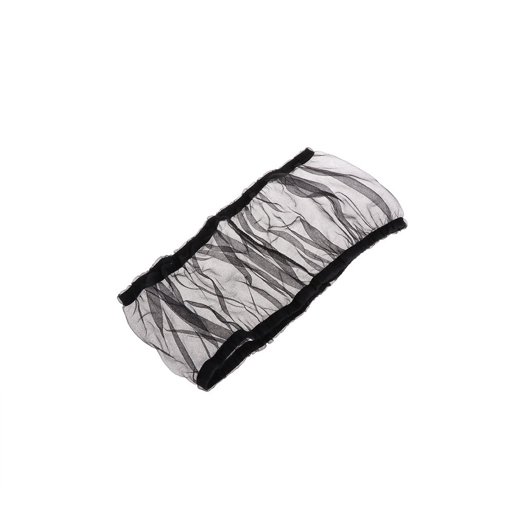Onpiece Bird Cage Net Cover, Nylon Mesh Bird Seed Catcher Guard Net Cover Shell Skirt Traps Cage Basket S M L