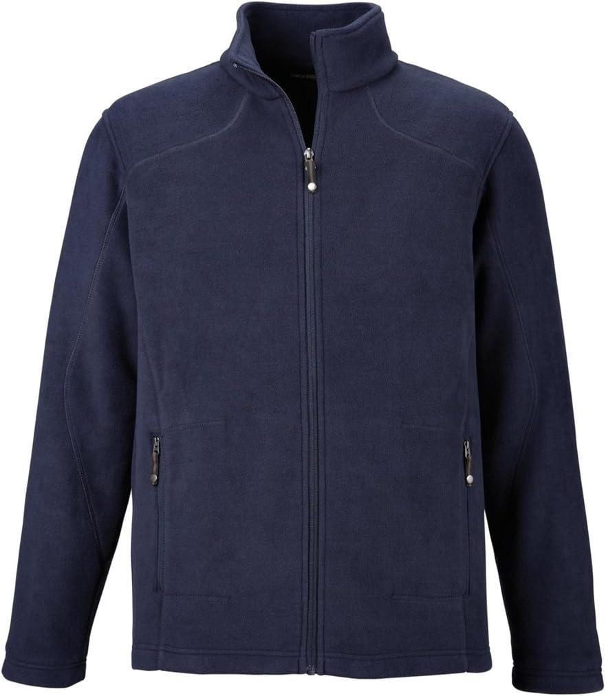 Ash City Mens Tall Voyage Fleece Jacket